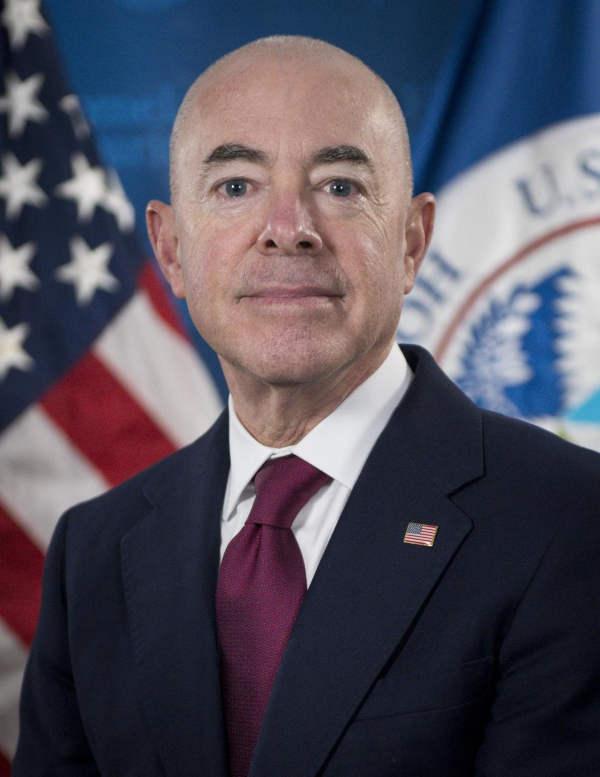 Alejandro Mayorkas, Secretary of the US Department of Homeland Security